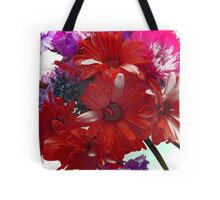 Exciting Spring Bouquet of Flowers Tote Bag