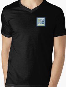 Team Zissou 2.0 - Life Aquatic  Mens V-Neck T-Shirt
