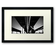 Flying Buttresses Framed Print