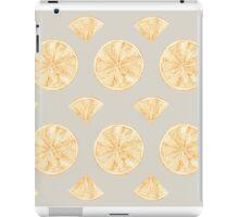 Oranges iPad Case/Skin