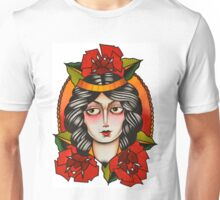 The Tattooed Rose Unisex T-Shirt