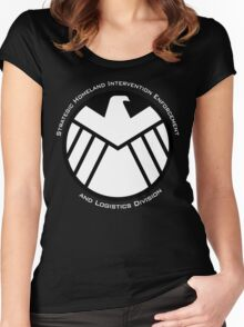 Agent of S.H.I.E.L.D. Women's Fitted Scoop T-Shirt