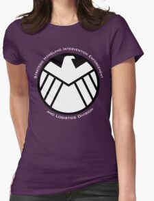 Agent of S.H.I.E.L.D. Womens Fitted T-Shirt