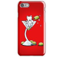 Olive Martini Westies iPhone Case/Skin