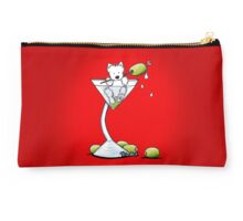 Olive Martini Westies Studio Pouch