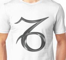 Capricorn Glyph Unisex T-Shirt