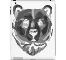 Bear (Negative) iPad Case/Skin