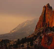 Majesty (1)  Garden of the Gods...Colorado Springs, CO by dfrahm