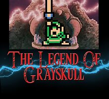 Legend of Grayskull by joeyboi221
