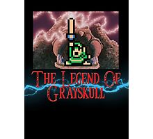 Legend of Grayskull Photographic Print