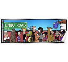 Limbo Road Poster