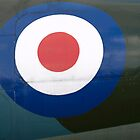 RAF Insignia by Alan Organ