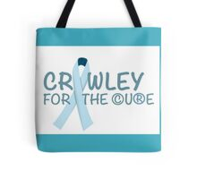 Crawley for the Cure Tote Bag