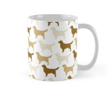Golden Retriever Silhouette Mug