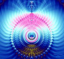 Mandala of Ascendancy by Steve Davis