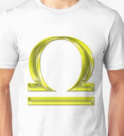 Libra Glyph Unisex T-Shirt