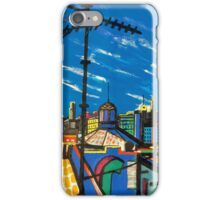BCN Born roofs iPhone Case/Skin