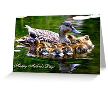 Mother's Love (Card) Greeting Card