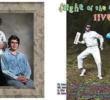 Flight of the Conchords Live CD by DJneen