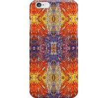 Trippy Design V iPhone Case/Skin