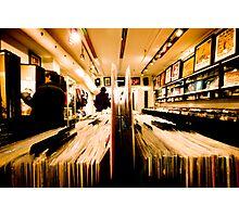 Vinyl Photographic Print
