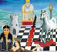 Chessmates  by Joseph Barbara