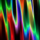 Liquid Metal Rainbow by hologram