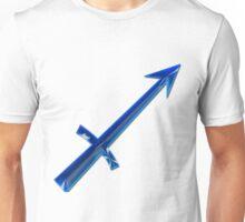 Sagittarius Glyph Unisex T-Shirt
