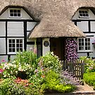Heather Cottage, Micheldever, Hampshire, southern England (1) by Philip Mitchell