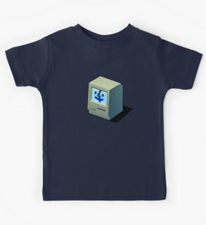 Mac Daddy -  creativebloke.com - t shirt Kids Tee