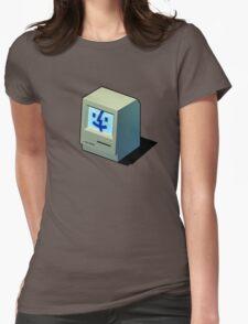 Mac Daddy -  creativebloke.com - t shirt Womens Fitted T-Shirt