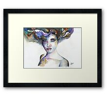 The Forgotten Country Framed Print