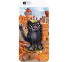 Boris the Usurper. iPhone Case/Skin