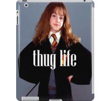 Hermione Granger Thug Life iPad Case/Skin