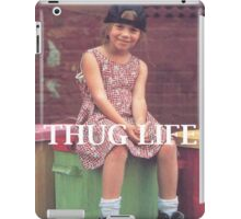 Olsen Twin Thug Life iPad Case/Skin