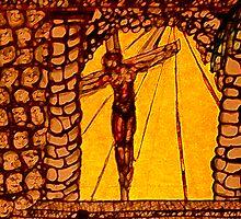 For the love of JESUS by grarbaleg