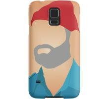 God Bless You Mr. Zissou Samsung Galaxy Case/Skin