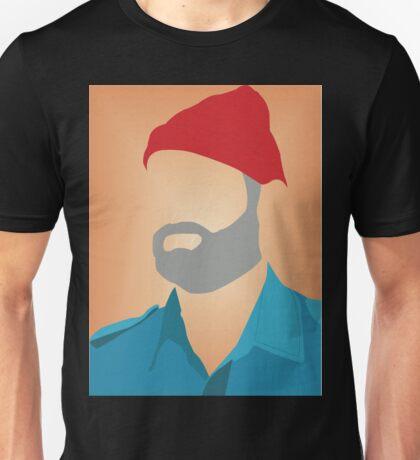 God Bless You Mr. Zissou Unisex T-Shirt