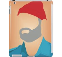 God Bless You Mr. Zissou iPad Case/Skin