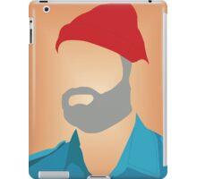God Bless You Mr. Zissou iPad Case/Skin
