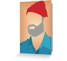 God Bless You Mr. Zissou Greeting Card