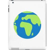 Globe Earth iPad Case/Skin