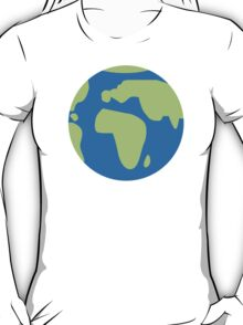 Globe Earth T-Shirt