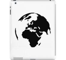 Globe world iPad Case/Skin