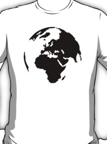 Globe world T-Shirt