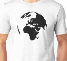 Globe world Unisex T-Shirt