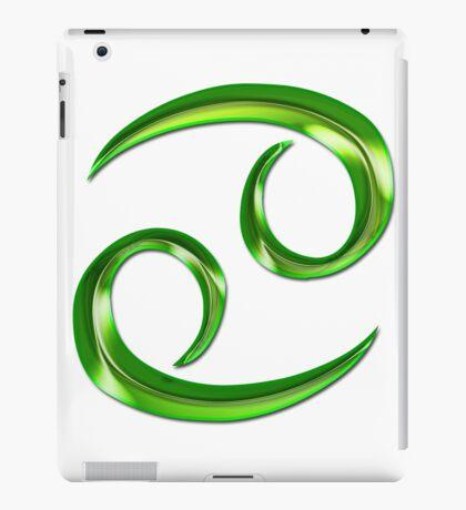 Cancer Glyph iPad Case/Skin