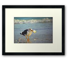 Successful Outing Framed Print