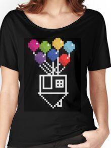 Up goes the Neighbourhood Women's Relaxed Fit T-Shirt