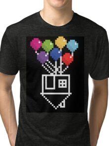 Up goes the Neighbourhood Tri-blend T-Shirt